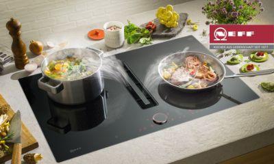 Integrierter kochfeldabzug von neff ihr küchenfachhändler aus